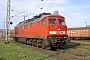 """LTS 0756 - Railion """"233 521-4"""" 21.11.2007 - Dresden-Friedrichstadt, BetriebswerkTorsten Frahn"""