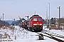 "LTS 0756 - DB Schenker ""233 521-4"" 16.02.2010 - SondershausenRené Krebs"