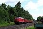 "LTS 0760 - DB Cargo ""233 525-5"" 30.07.2016 - WaldershofRonny Sdunzik"