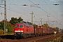 """LTS 0762 - Railion """"232 527-2"""" 24.09.2008 - Saarmund Volker Thalhäuser"""