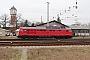 "LTS 0762 - WFL ""232 527-2"" 24.01.2019 - Neustrelitz, HauptbahnhofMichael Uhren"