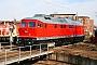 """LTS 0763 - Railion """"232 528-0"""" 13.03.2007 - Cottbus, AusbesserungswerkSylvio Scholz"""