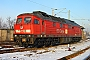 """LTS 0764 - Railion """"232 529-8"""" 24.01.2006 - Cottbus JAP"""