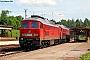 """LTS 0764 - DB Schenker """"232 529-8"""" 23.06.2009 - WolkramshausenFalk Hoffmann"""