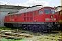 "LTS 0764 - DB AG ""232 529-8"" 02.05.1999 - Halle (Saale), Betriebswerk GNorbert Schmitz"
