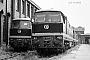 """LTS 0764 - DR """"132 529-9"""" 17.06.1977 - Dessau, ReichsbahnausbesserungswerkAxel Mehnert (Archiv Dr. Günther Barths)"""