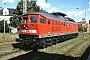 """LTS 0765 - DB Cargo """"232 530-6"""" 18.06.2001 - Güstrow, BahnhofErnst Lauer"""
