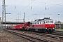 """LTS 0766 - DB Schenker """"232 531-4"""" 14.11.2013 - Leipzig-Engelsdorf, RangierbahnhofOliver Wadewitz"""