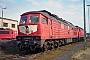 """LTS 0767 - DB Cargo """"232 532-2"""" 07.04.2002 - Lehrte, BetriebswerkSteffen  Reps"""