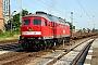 """LTS 0769 - Railion """"232 534-8"""" 20.06.2007 - Waren (Müritz)Michael Uhren"""