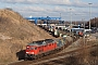 "LTS 0770 - Railion ""232 535-5"" 10.02.2007 - Lübeck-Travemünde, SkandinavienkaiGunnar Meisner"