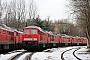 """LTS 0770 - DB Cargo """"232 535-5"""" 18.02.2017 - Chemnitz, AusbesserungswerkPeter Wegner"""