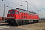 """LTS 0770 - DB Schenker """"232 535-5"""" 17.03.2009 - Mannheim, Rangierbahnhof CW"""