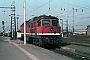 "LTS 0773 - DR ""132 538-0"" 17.03.1990 - LudwigslustMichael Uhren"