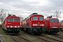 """LTS 0774 - Railion """"232 539-7"""" 21.12.2003 - Leipzig-EngelsdorfRalph Mildner"""