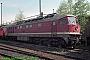"LTS 0774 - DB AG ""232 539-7"" 11.05.1997 - Wustermark, BetriebswerkNorbert Schmitz"