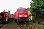 """LTS 0774 - Railion """"232 539-7"""" 25.04.2007 - Saalfeld (Saale), BetriebswerkStephan Möckel"""