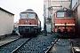 "LTS 0806 - DR ""232 546-2"" __.05.1993 - Seddin, BahnbetriebswerkRudi Lautenbach"