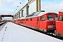 """LTS 0807 - DB Schenker """"233 547-9"""" 24.01.2015 - Sassnitz-Mukran (Rügen)Paul Tabbert"""