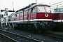 """LTS 0809 - DB AG """"232 549-6"""" 16.04.1994 - Wustermark, BahnbetriebswerkErnst Lauer"""