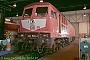 """LTS 0809 - DB AG """"234 549-4"""" 13.04.1997 - Dresden-Friedrichstadt, BetriebswerkNorbert Schmitz"""