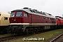 """LTS 0810 - DGT """"232 550-4"""" 08.04.2015 - Cottbus, AusbesserungswerkIngo Wlodasch"""