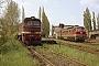 """LTS 0810 - DR """"132 550-5"""" 09.05.1991 - GubenTilo Reinfried"""