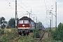 """LTS 0811 - DR """"132 551-3"""" 16.08.1990 - Pasewalk, Abzeig CharlottenhofIngmar Weidig"""