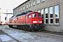 "LTS 0811 - Railion ""234 551-0"" 22.01.2009 - Seddin, BahnbetriebswerkIngo Wlodasch"