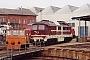 """LTS 0813 - DB Cargo """"232 553-8"""" 17.04.2000 - Cottbus, AusbesserungswerkThomas Zimmermann"""
