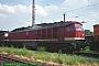 """LTS 0813 - DB AG """"232 553-8"""" 13.07.1996 - Erfurt, BetriebswerkNorbert Schmitz"""