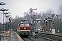 """LTS 0814 - DR """"234 554-4"""" 16.03.1993 - Berlin, Bahnhof Zoologischer GartenIngmar Weidig"""