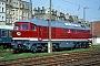 """LTS 0815 - DR """"234 555-1"""" 28.04.1993 - Halle (Saale)G. Kammann (Archiv Werner Brutzer)"""