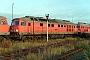 "LTS 0817 - Railion ""232 557-9"" 19.10.2009 - Sassnitz-Mukran (Rügen), GüterbahnhofFrank Möckel"