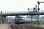 """LTS 0818 - DR """"132 558-8"""" 09.08.1990 - Engelsdorf, Haltepunkt WerkstättenIngmar Weidig"""
