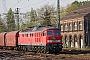 "LTS 0819 - Railion ""232 559-5"" 16.04.2007 - Witten, HauptbahnhofIngmar Weidig"