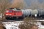 "LTS 0819 - Railion ""232 559-5"" 02.12.2005 - Ravensburg-Weiler SRS"