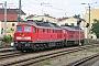 "LTS 0819 - Railion ""232 559-5"" 14.07.2005 - Würzburg, Hauptbahnhof CW"