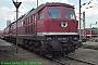 """LTS 0821 - DB AG """"232 560-3"""" 18.05.1998 - Cottbus, BetriebswerkNorbert Schmitz"""