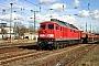 """LTS 0822 - Railion """"233 562-8"""" 18.03.2008 - NeubrandenburgMichael Uhren"""
