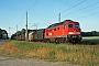 """LTS 0823 - DB Cargo """"232 563-7"""" 17.06.2003 - Wendorf-Teschenhagen (Rügen)Heinrich Hölscher"""