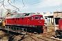 """LTS 0824 - DB Cargo """"232 564-5"""" 17.04.2000 - Cottbus, AusbesserungswerkThomas Zimmermann"""