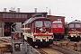 """LTS 0824 - DB Cargo """"232 564-5"""" 07.04.2000 - Cottbus, AusbesserungswerkThomas Zimmermann"""