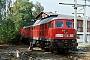 """LTS 0824 - Railion """"232 564-5"""" 20.09.2003 - Cottbus, AusbesserungswerkTorsten Barth"""