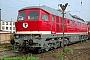 "LTS 0824 - DR ""132 564-6"" 26.09.1991 - Magdeburg, Betriebswerk HauptbahnhofNorbert Schmitz"