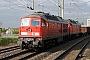 """LTS 0827 - Railion """"232 567-8"""" 20.04.2007 - Bielefeld, HauptbahnhofDietrich Bothe"""