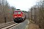 """LTS 0827 - DB Cargo """"232 567-8"""" 23.03.2016 - HorkaTorsten Frahn"""