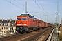 """LTS 0828 - Railion """"232 568-6"""" 07.11.2005 - Leipzig-WahrenDaniel Berg"""