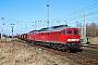 """LTS 0829 - DB Schenker """"232 569-4"""" 17.03.2009 - Rostock SeehafenChristian Graetz"""