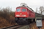 "LTS 0831 - DB Cargo ""232 571-0"" 19.02.2000 - bei Wolkramshausen